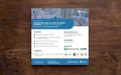 CURSO: Cuidados del final de la vida en terapia intensiva: desafíos y oportunidades