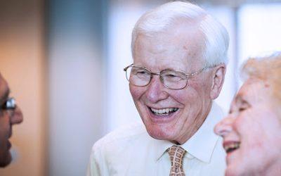 Pallium invita al tributo a Robert Twycross, pionero de los CP