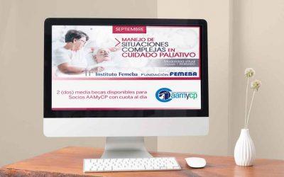 WEBINARIO: Manejo de situaciones complejas en Cuidado Paliativo